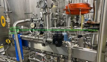 Used MicroBlend Carbonation and Blending System full