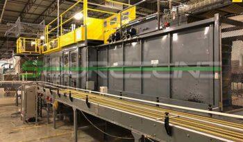 Used PAI 500 Series Case Palletizer full
